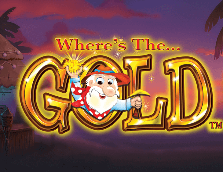Where's The Gold Pokie